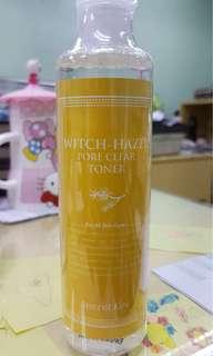 Secret Key! Witch Hazel Toner