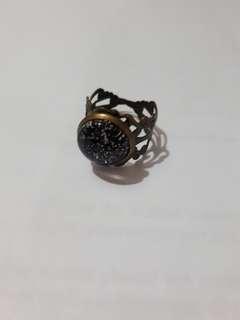 Glitter ring