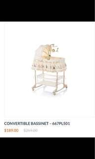 Convertible Bassinet