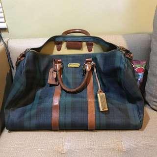 Authentic Ralph Lauren travel bag