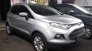 Ford Ecosport 2015 Titanium Silver matik