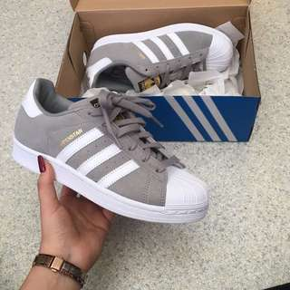 Adidas superstar shoes women's sports 2 colours