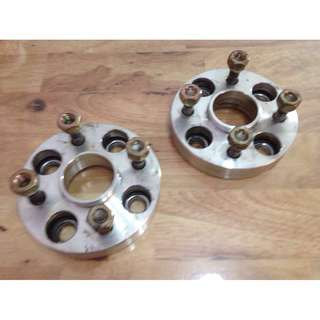 Wheel Spacer 25mm thick PCD 4X100