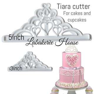 Tiara cutter