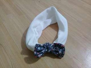 Cute ribbon head band for little girls!!