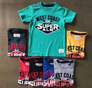 Boys T-shirt (SUPPER DRY)