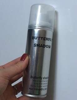 硬噴髮髮型噴霧 Butterfly shadow hard hold hairspray spray 150ml