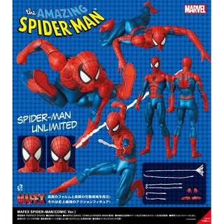 """【預購Pre-Order】【日版Japan Verson】MAFEX """"The Amazing Spider-Man"""" Spider-man"""
