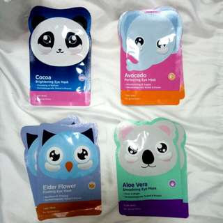 GUARDIAN EYE MASK LUCU