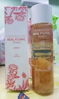 Natural Pacific! Real Floral Toner