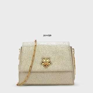 CNK star lock shoulder chain handbags