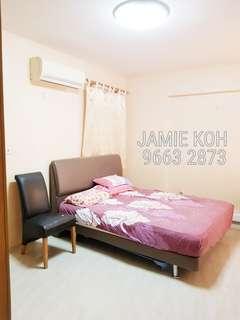 Master bedroom & Common room