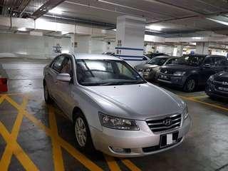 Hyundai Sonata 2.4 (A)