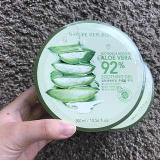 REPRICE [Baru] Nature Republic Aloe Vera Gel Ori