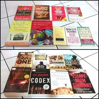 Various Books (17 Books)