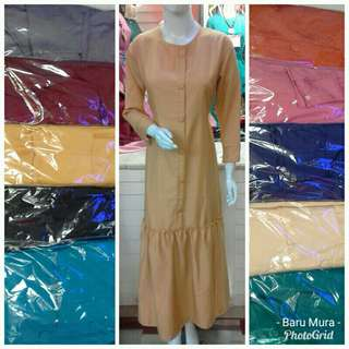 Long dress muslim