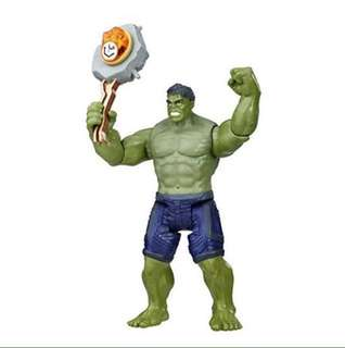 Hulk toy action figure avengers collectible item