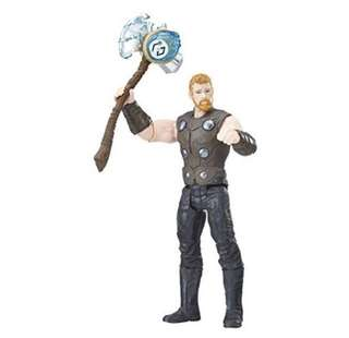 Thor action figure avengers collectible item