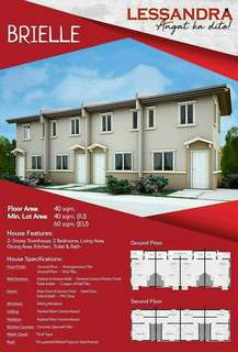 Affordable townhouse with complete aminities in san jose city bulacan