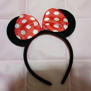 Minnie mouse ears Hairband