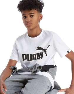 PUMA No1 Logo T-shirt Junior