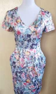 Large H&M Floral Dress