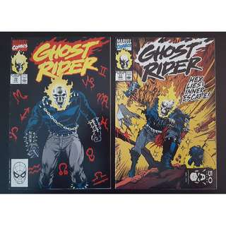 Ghost Rider #10-#11 (1991 2nd Series) Complete Set of 2