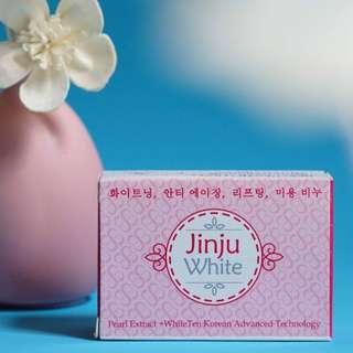 2 pcs Jinju white soap