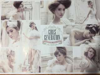 GIRLS' GENERATION - OFFICIAL POSTER
