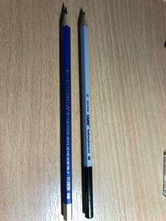 OMNI sketching pencil (4B&6B)
