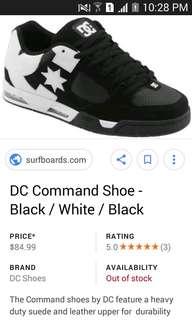 DC COMMAND
