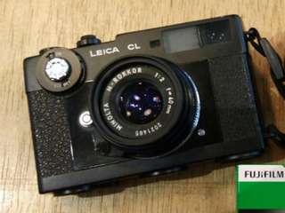Minolta M-Rokkor 40mm f2 Leica M mount