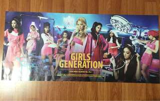 SNSD - Mr Mr OFFICIAL POSTER
