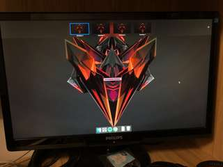 """Phillips LED Monitor 24"""" inch"""