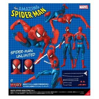 "[PO] MAFEX ""The Amazing Spider-Man"" Spider-man (Comic Ver.)"