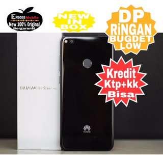 Huawei P9 Lite New Resmi 3/16GB Cash/Kredit Dp 500rb ditoko ktp+kk wa;081905288895