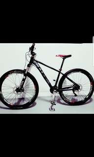 Trade ur full sus for my cube hardtail
