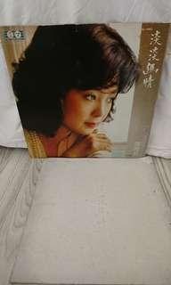 鄧麗君黑膠唱片 淡淡幽情72年1月出版