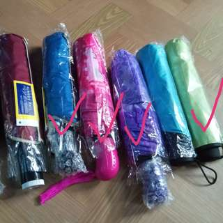 Onhand Umbrellas New Designs