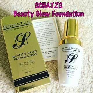 Schatz BeautyGlowFoundation