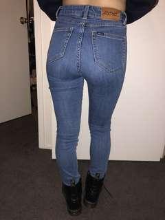 Riders lee jeans