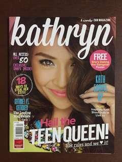 Kathryn Bernardo Candy Fan Magazine