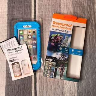 Waterproof Case for iPhone6