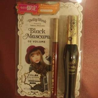 Dolly Wink Eyeliner and Mascara Set #under90