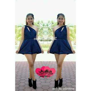 NEW!! JULIA 7 STYLES TO WEAR JUMPSHORT ( S-SEMI LARGE CAN FIT/ PREORDER)