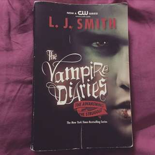 The Vampire Diaries by L. J. Smith