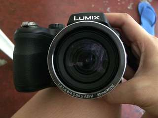 Lumix camera for sale