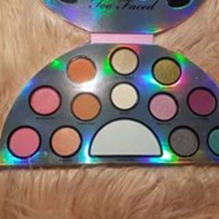 Too faced lifes a festival pallet