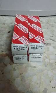 Spark Plug Original Toyota camry, yaris, rav4 and mark2