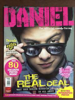Daniel: Official Candy Fan Mag
